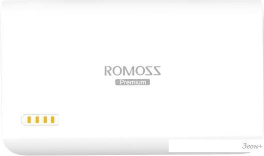 Портативное зарядное устройство Romoss Sailing 3