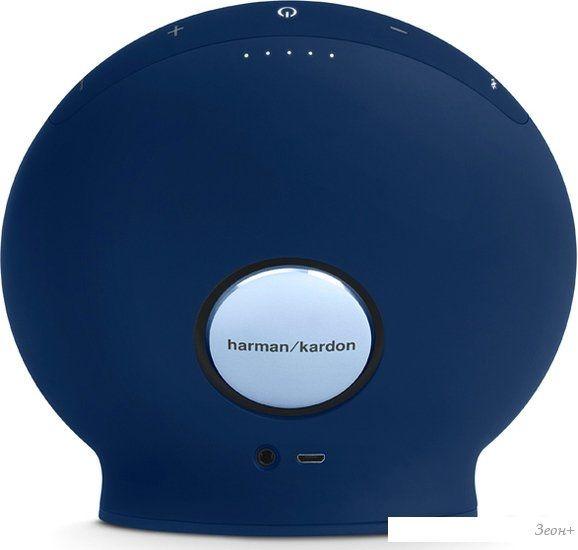 Беспроводная колонка Harman/Kardon Onyx Mini [HKONYXMINIBLUEU]