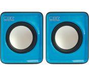 Акустика CBR CMS 90 (синий)