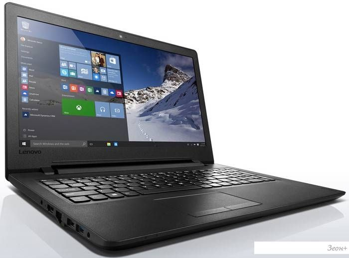 Ноутбук Lenovo IdeaPad 110-15IBR [80T700C4RK]