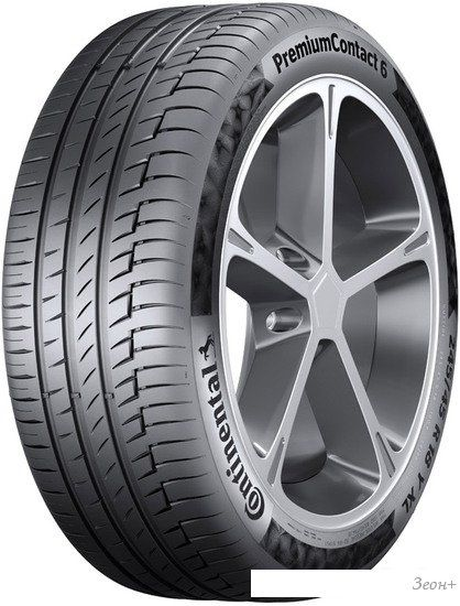 Автомобильные шины Continental PremiumContact 6 225/40R18 92Y