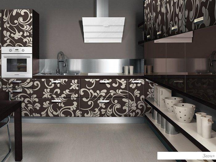 Кухонная вытяжка MAUNFELD Cascada Quart 90 (белый)