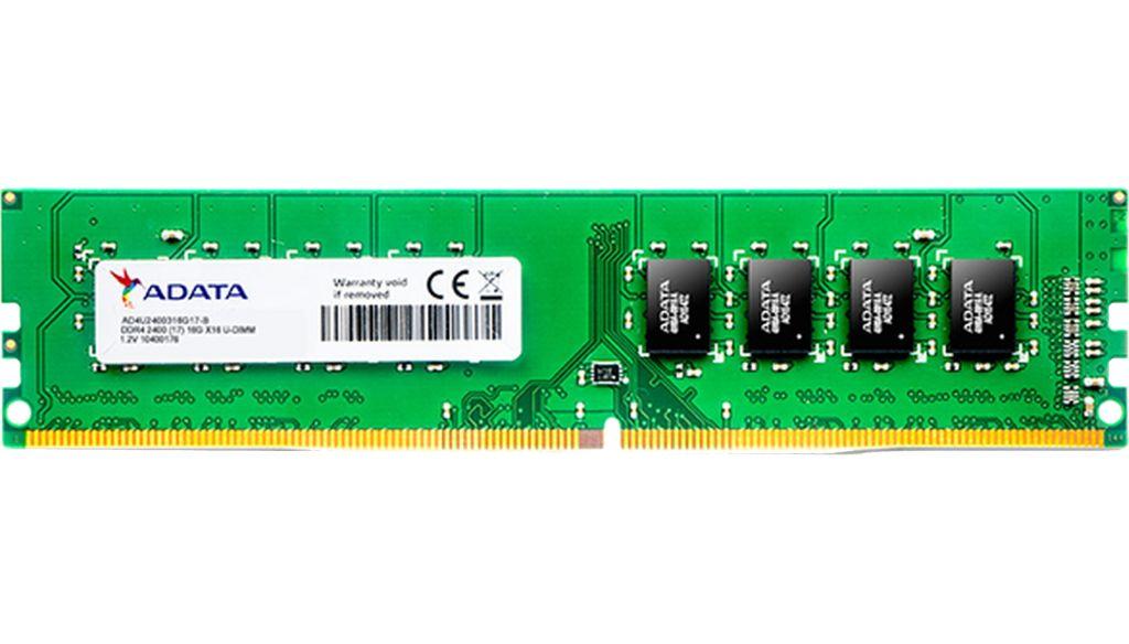Оперативная память A-Data Premier Series 8GB DDR4 PC4-19200 [AD4U240038G17-B]