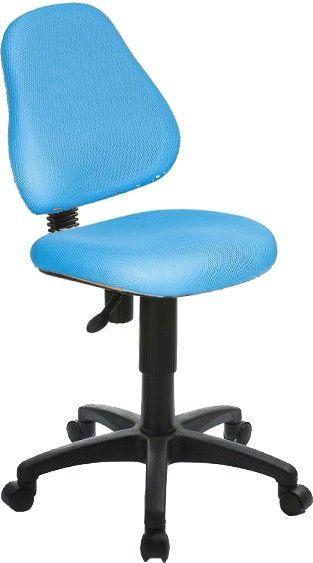 Кресло Бюрократ KD-4/TW-55 (голубой)
