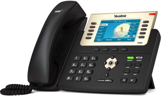 Проводной телефон Yealink SIP-T29G