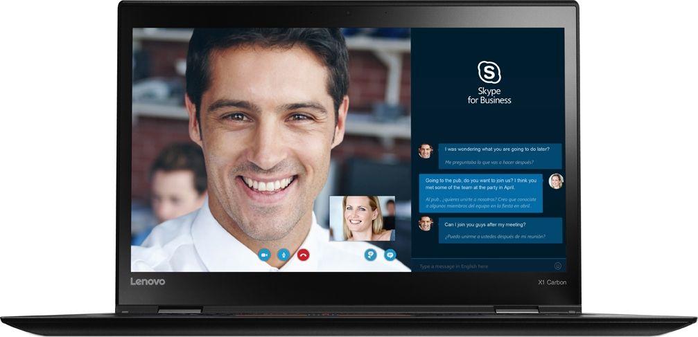 Ноутбук Lenovo ThinkPad X1 Carbon 4 [20FB003URT]