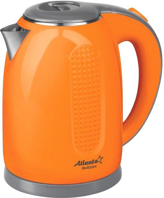 Чайник Atlanta ATH-2427 (оранжевый)