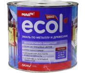 Эмаль Ecol ПФ-115 2л (шоколадный)