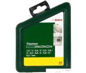 Набор оснастки Bosch 2607019436 13 предметов