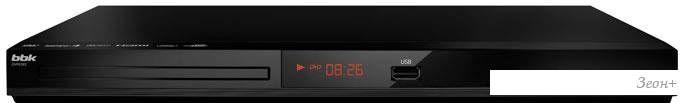DVD-плеер BBK DVP036S (черный)