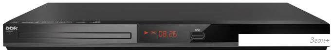 DVD-плеер BBK DVP036S (серый)
