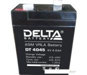 Аккумулятор для ИБП Delta DT 4045 (4В/4.5 А·ч)