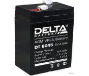 Аккумулятор для ИБП Delta DT 6045 (6В/4.5 А·ч)