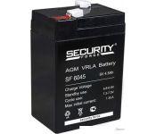 Аккумулятор для ИБП Security Force SF 6045 (6В/4.5 А·ч)