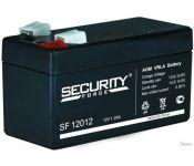 Аккумулятор для ИБП Security Force SF 12012 (12В/1.2 А·ч)