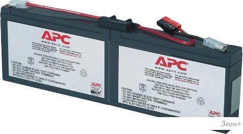 Аккумулятор для ИБП APC RBC18 (6В, 9 А·ч)