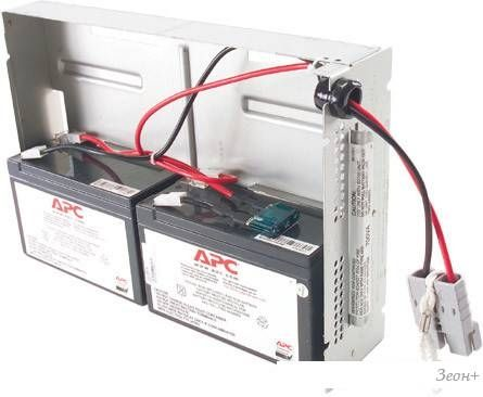 Аккумулятор для ИБП APC RBC22 (24В/7 А·ч)