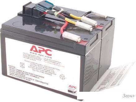 Аккумулятор для ИБП APC RBC48