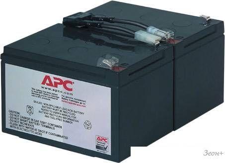 Аккумулятор для ИБП APC RBC6