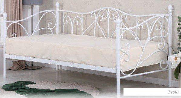 Кровать Halmar Sumatra 90x200 (белый)