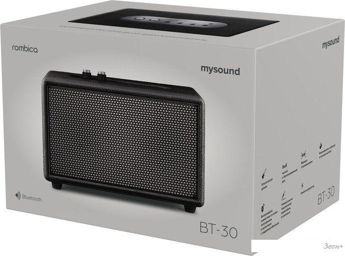 Беспроводная колонка Rombica mysound BT-30