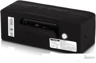 Беспроводная колонка Microlab D863BT (черный)
