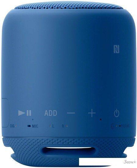 Беспроводная колонка Sony SRS-XB10 (синий)