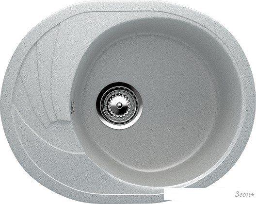 Кухонная мойка Ulgran U-403 (серый)