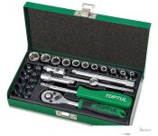 Универсальный набор инструментов Toptul GCAD2701 27 предметов