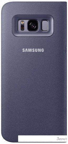 Чехол Samsung LED View Cover для Samsung Galaxy S8 [EF-NG950PVEGRU]