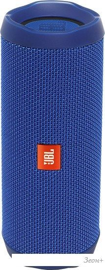 Беспроводная колонка JBL Flip 4 (синий)