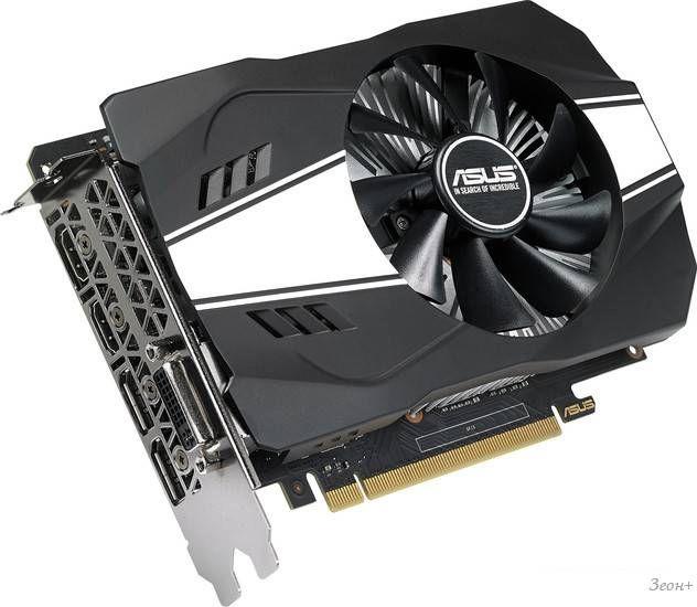 Видеокарта ASUS GeForce GTX 1060 3GB GDDR5 [PH-GTX1060-3G]