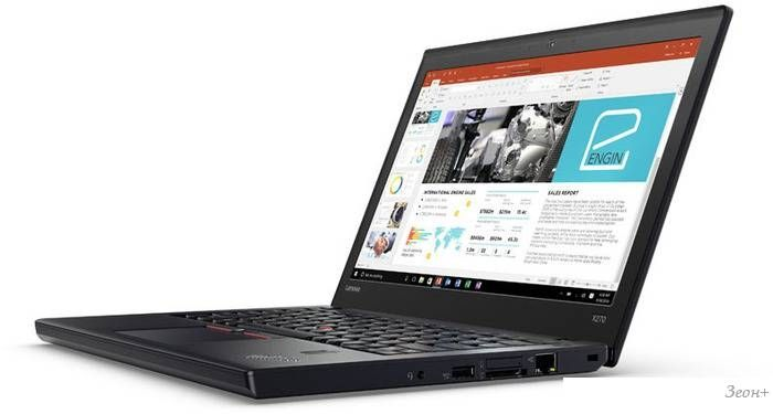 Ноутбук Lenovo ThinkPad X270 [20HNS03J00]