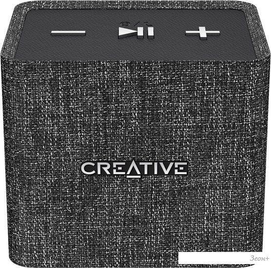 Беспроводная колонка Creative Nuno Micro (черный)