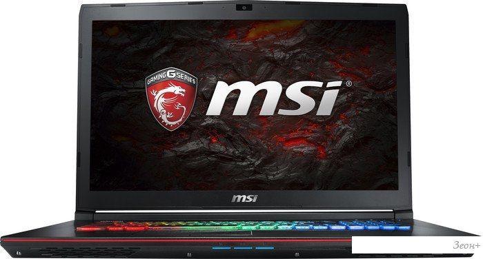Ноутбук MSI GE72VR 7RF-601RU Apache Pro