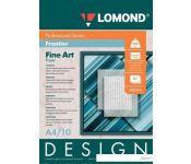 Фотобумага Lomond матовая гребенка А4 200 г/кв.м. 10 листов [0927041]
