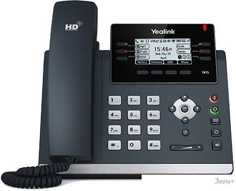 Проводной телефон Yealink SIP-T41S