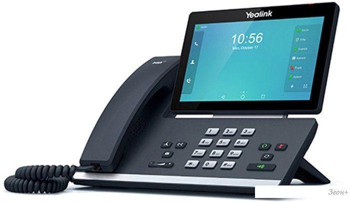 Проводной телефон Yealink SIP-T58A