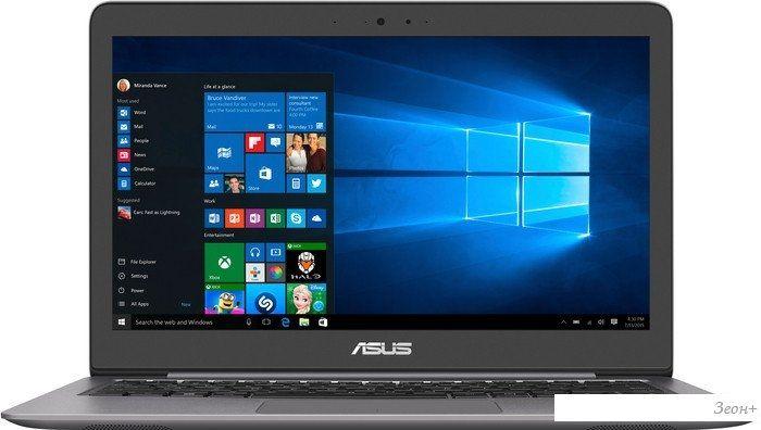 Ноутбук ASUS Zenbook UX310UA-FB407T