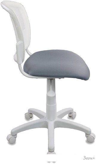 Кресло Бюрократ CH-W296NX/15-48 (серый)