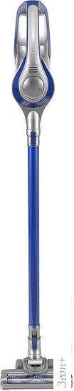 Пылесос Kitfort KT-515-2 (серый/синий)