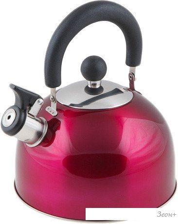 Чайник Perfecto Linea Holiday (вишневый) 52-021517