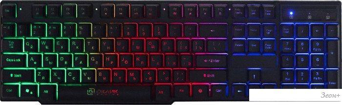 Клавиатура Oklick 780G Slayer [412899]