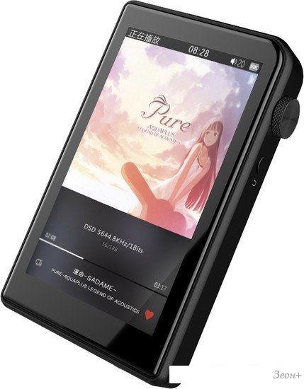 MP3 плеер Shanling M2s (черный)