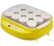 Йогуртница BRAND 4002 (желтый)