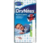 Трусики Huggies DryNites 4-7 лет для мальчиков (10 шт)