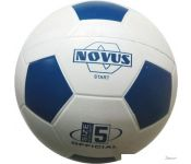 Мяч Novus Start (белый/синий)