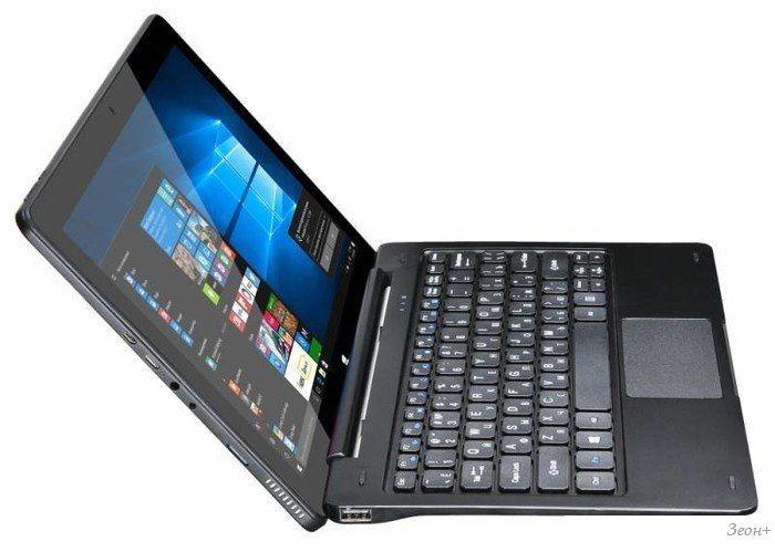 Планшет Digma Citi E200 32GB (с клавиатурой) [ES2000EW]