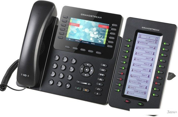 Проводной телефон Grandstream GXP2170