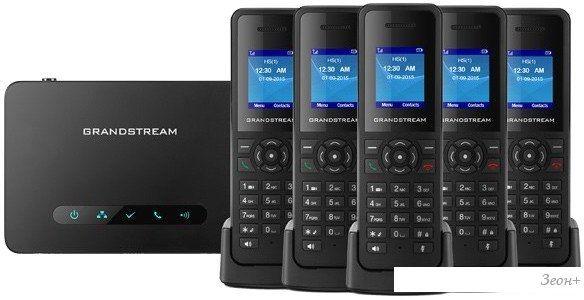 Радиотелефон Grandstream DP750